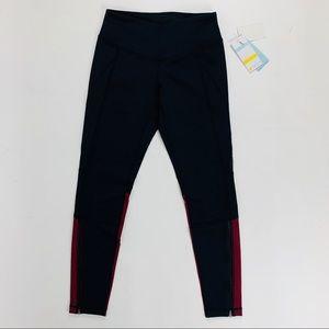 ZELLA Yoga Studio Leggings Pants 4-Way Stretch New